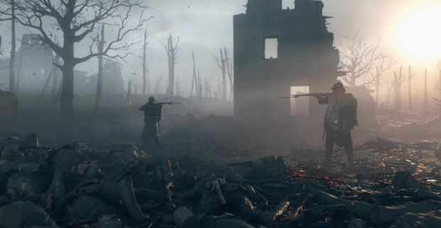 """Battlefield 1 – """"You Are Not Expected to Survive"""""""