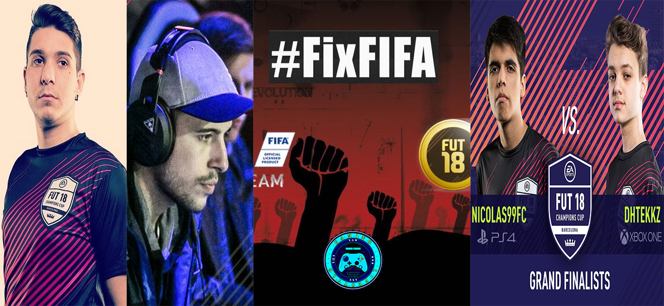 Patch #FixFifa 18, Weekend League e FIFA eWorld Cup