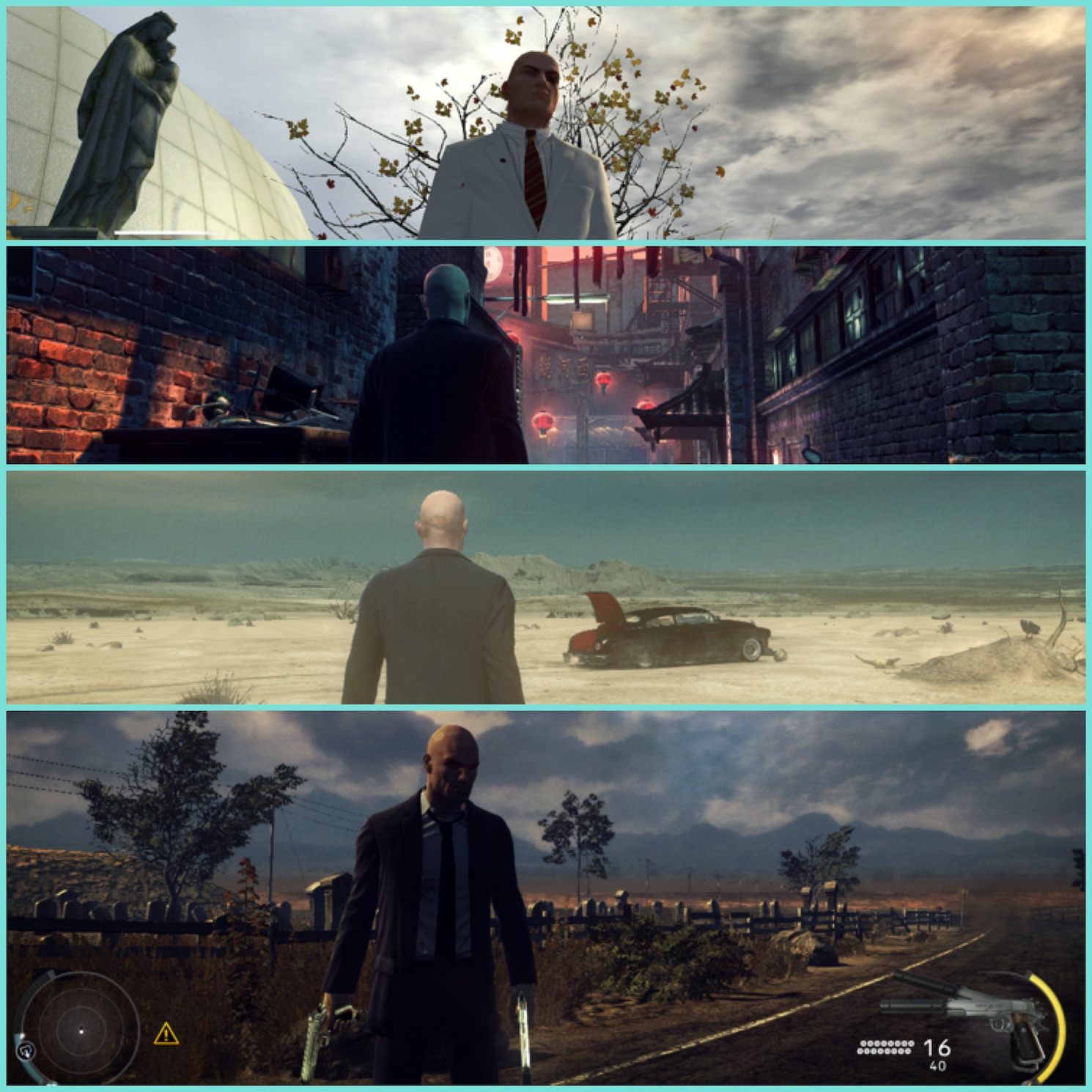 Insta Thoughts: Gaming – Hitman / Agente 47