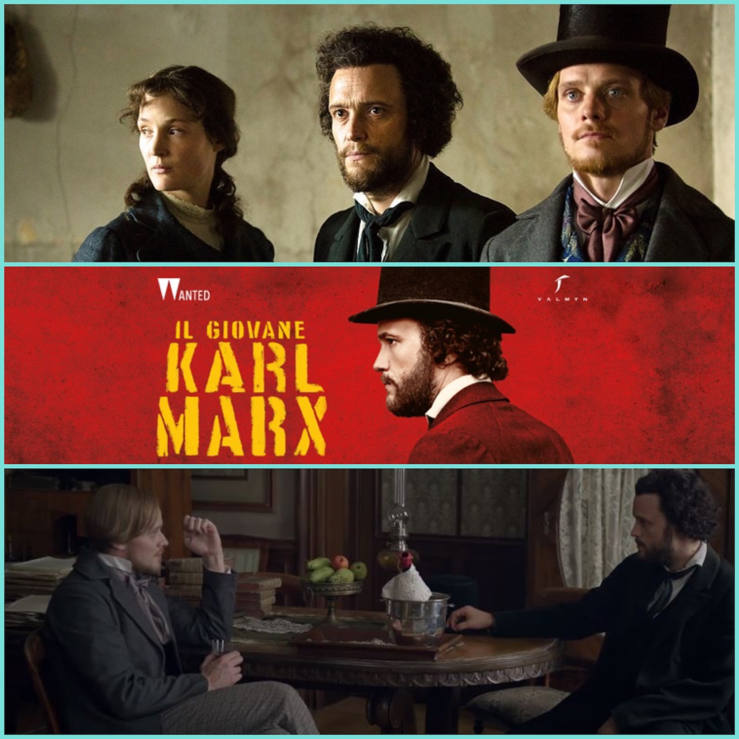 Insta Thoughts: Cinema – Il Giovane Karl Marx