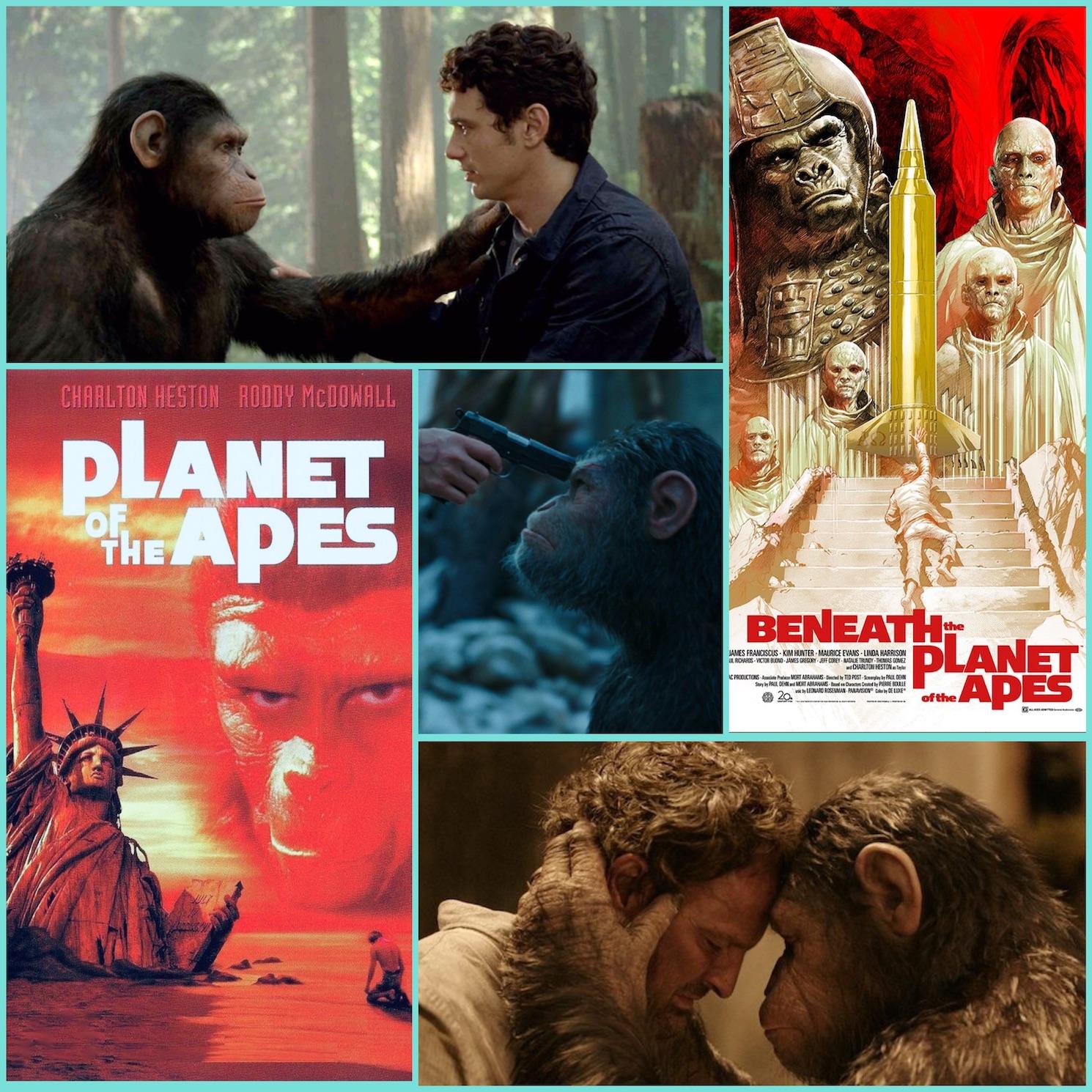 Insta Thoughts: Cinema – Il Pianeta Delle Scimmie