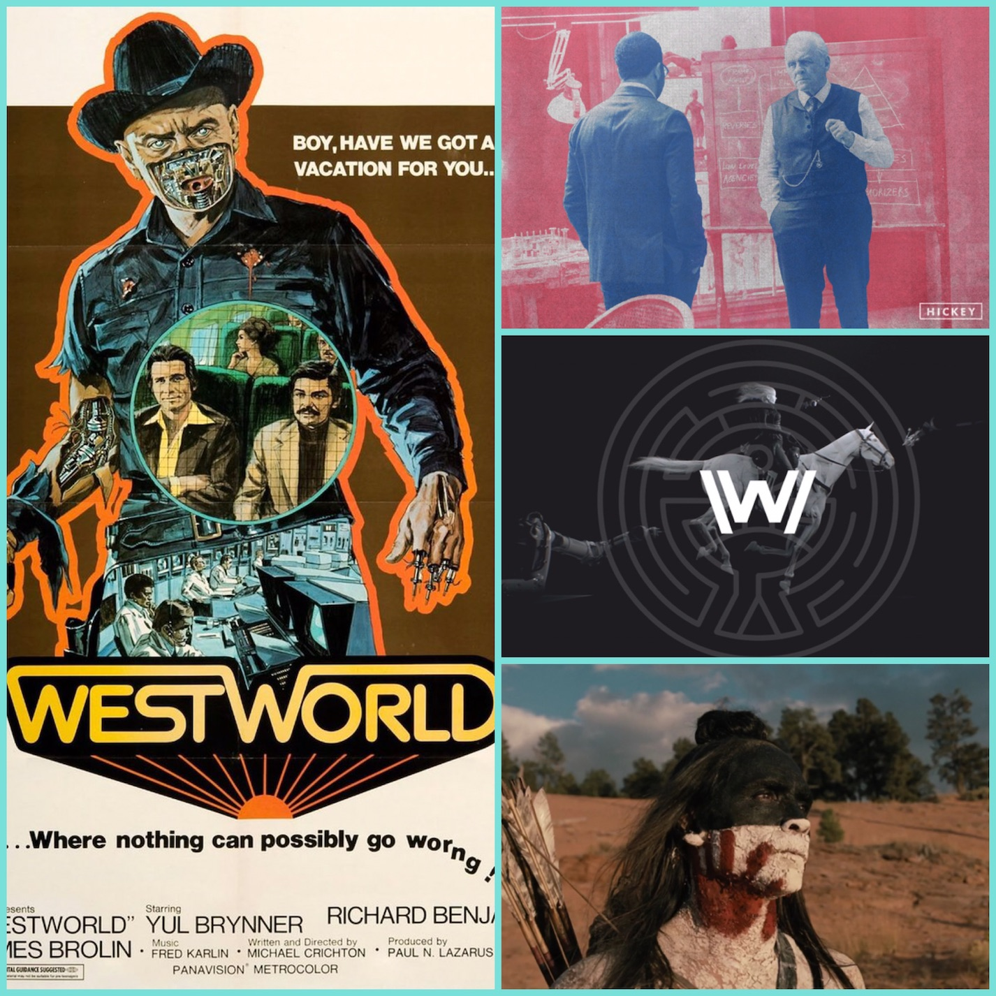 Insta Thoughts: Cinema – Westworld