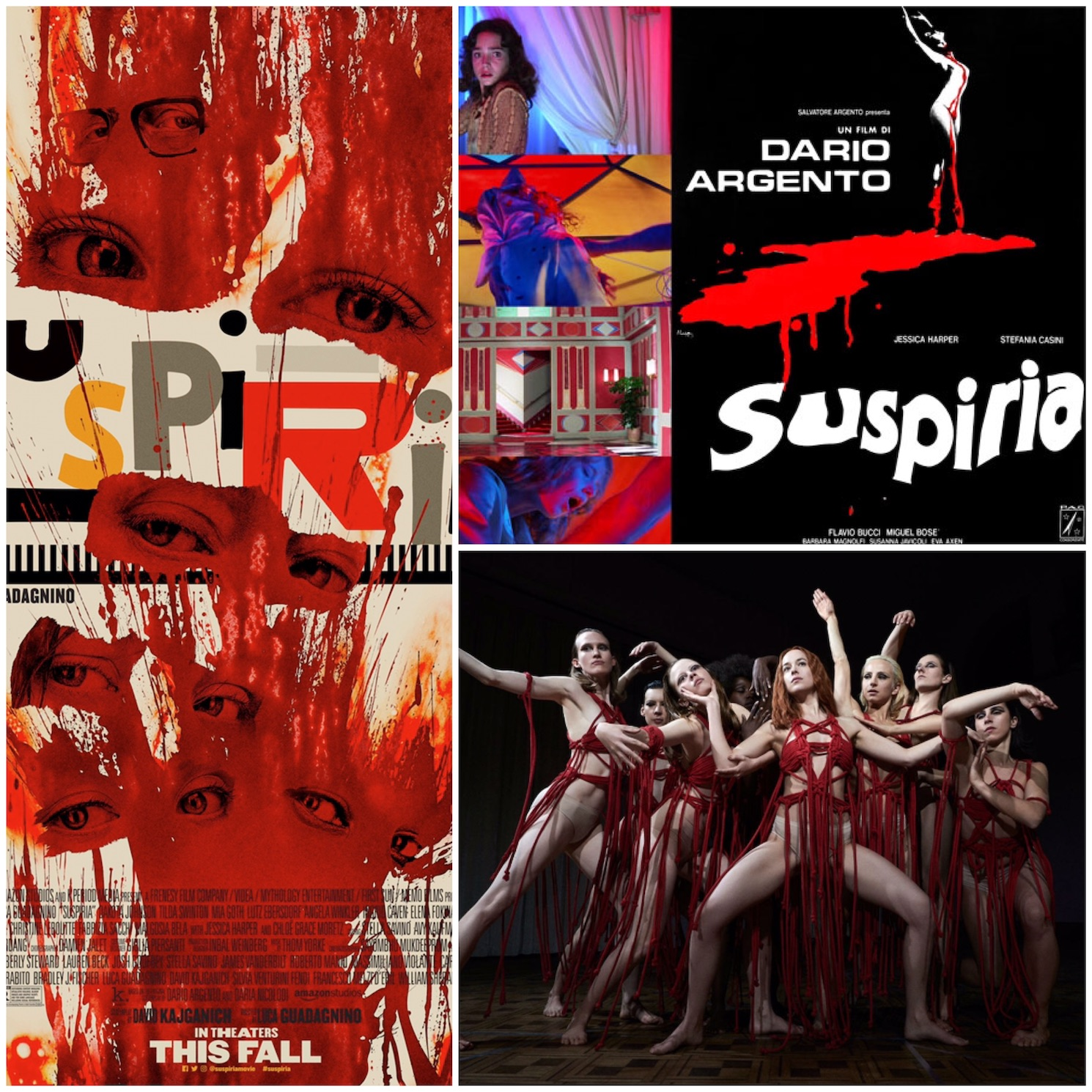 Insta Thoughts: Cinema – Suspiria 2018