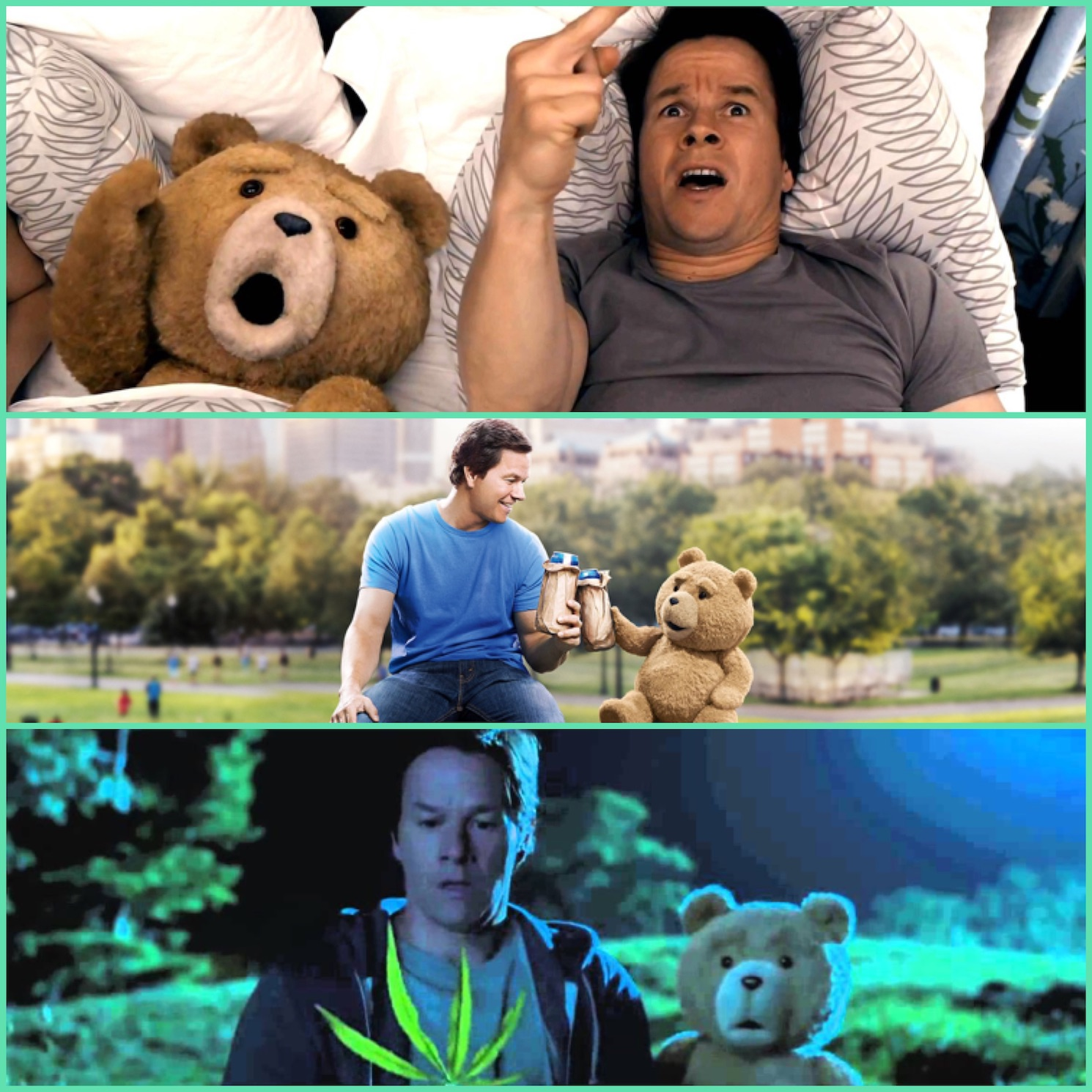 Insta Thoughts: Cinema – Ted (1 & 2)