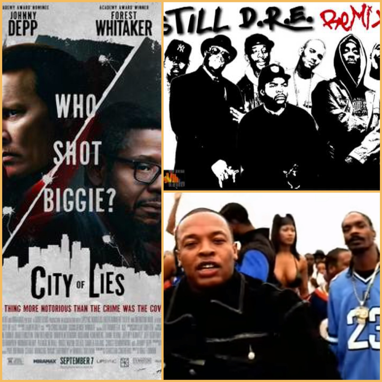 Insta Thoughts: Cinema – City Of Lies