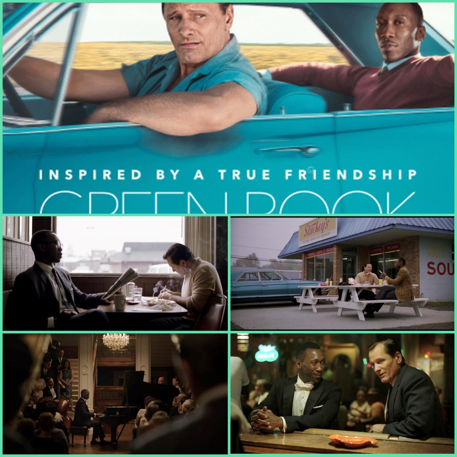 Insta Thoughts: Cinema – Green Book