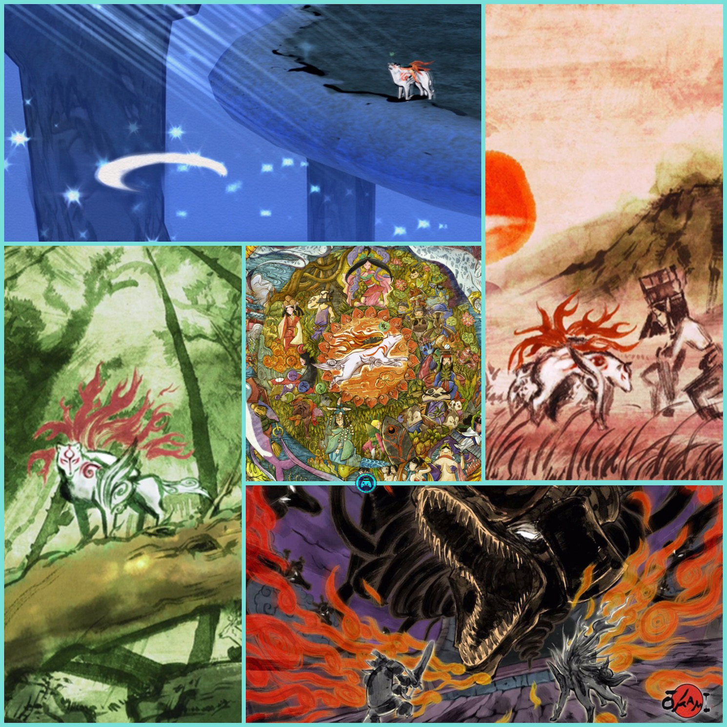 Insta Thoughts: Gaming – Okami