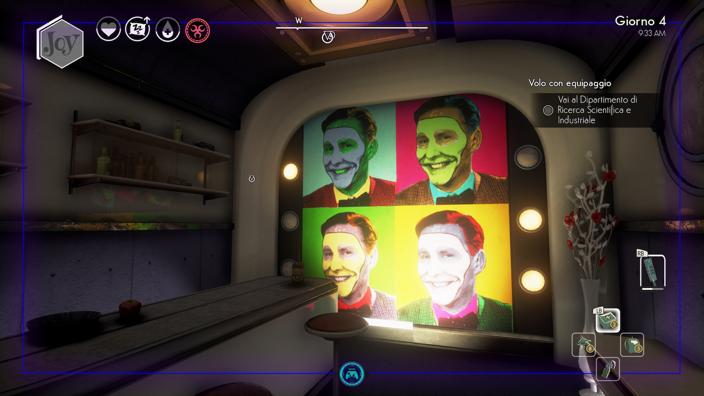 Insta Thoughts: Gaming – We Happy Few