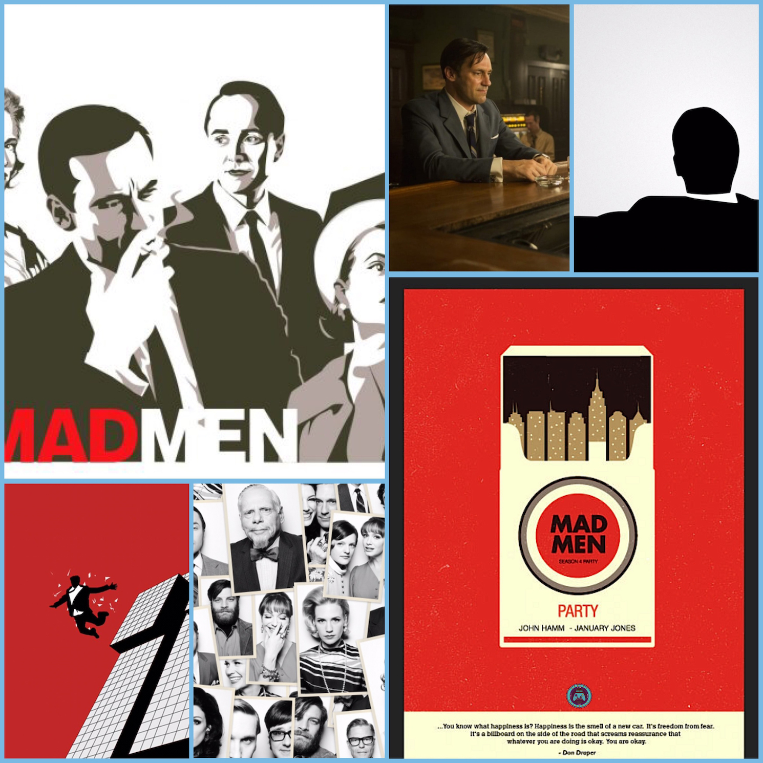 Insta Thoughts: Serie TV – Mad Men